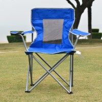 Outdoor folding chair portable fishing chair backrest ...