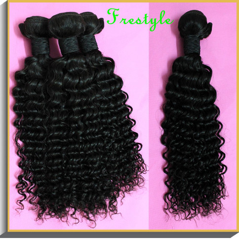 free shipping wholesale indian virgin remy deep wave afro kinky curly hair weave 10pcs a kilo