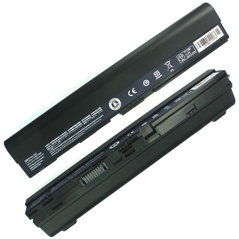 New for ACER aspire one 756 725 Keyboard Nordic Black