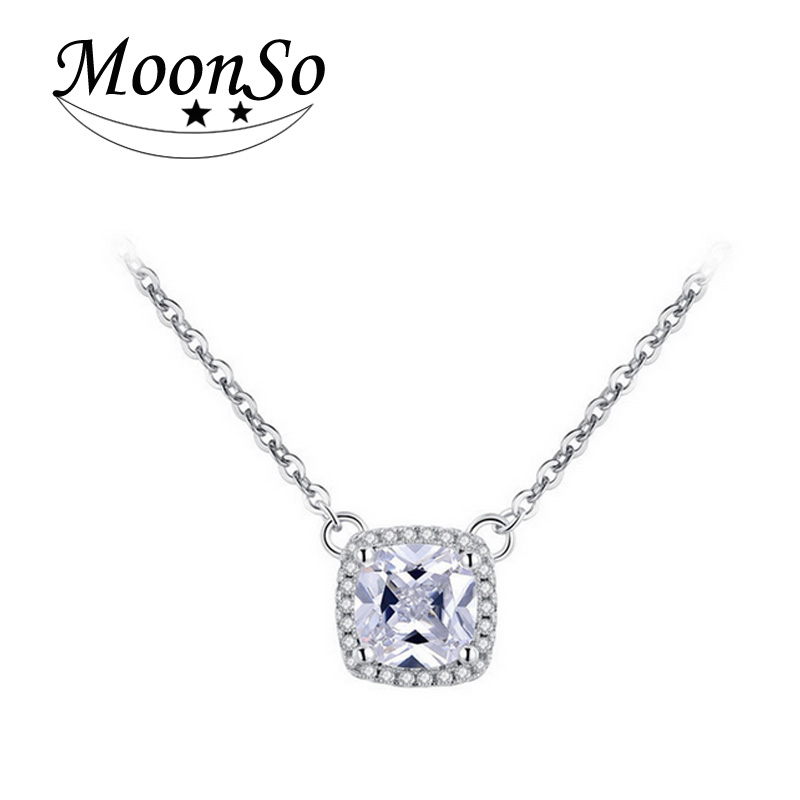 Aliexpress.com : Buy Moonso Necklaces & Pendants with Free