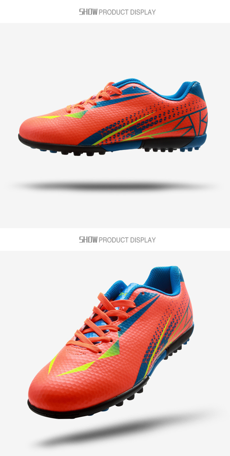 new soccer shoes boots futsal chaussures foot mens indoor football boots voetbalschoenen football cleats soccer shoes 3 colorsusd 35 99 pair  [ 790 x 1565 Pixel ]