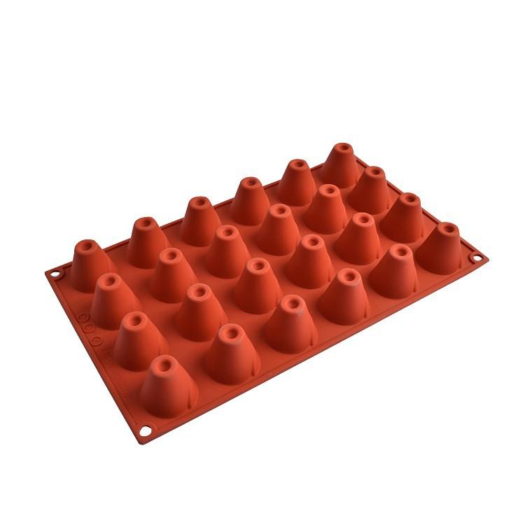 √BAKEST коническая силиконовая форма для выпечки ...