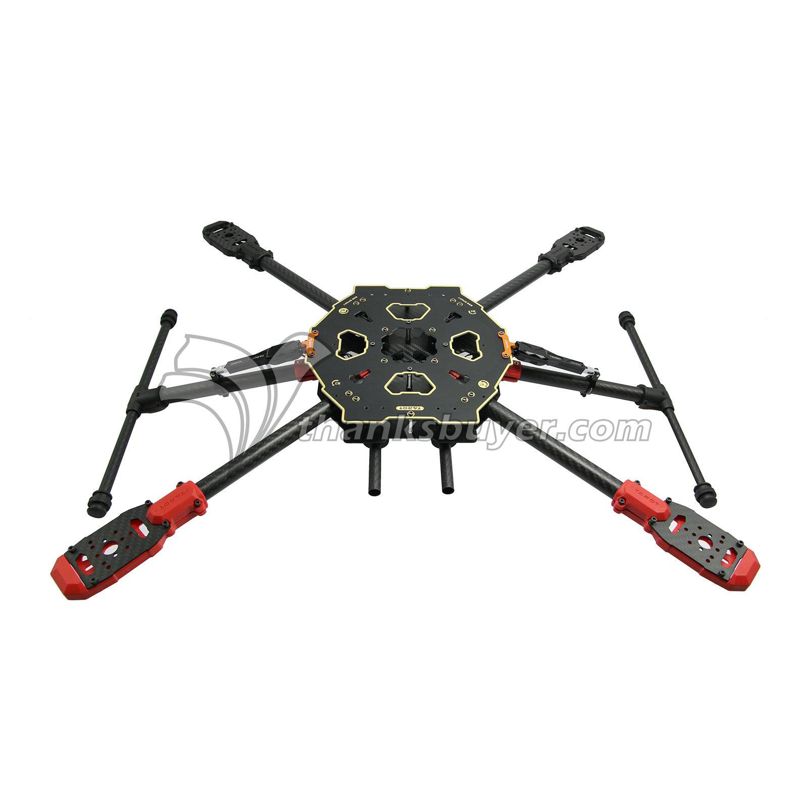 Tarot 650 Sport Quadcopter TL65S01 with SunnySky X4108S