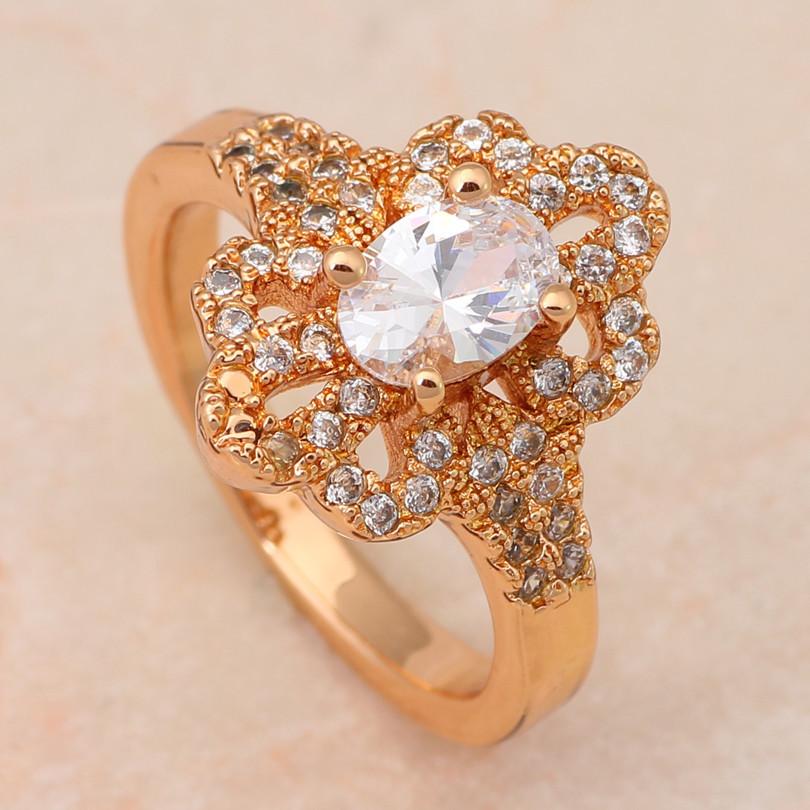 18K Gold Filled Boucles d/'oreilles Papillon 3D topaze clair Zircon oreille Hoop Stud mariage