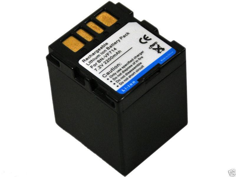 45ee1d8327e NºNueva 6 piece/package Baterías para cámara bn-vf714 vf714l para gr ...