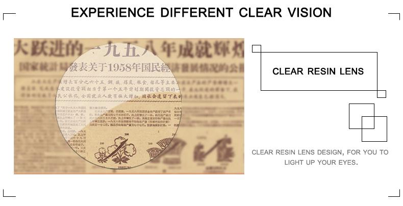 rim 50 år ୧ʕ ʔ୨Unisex Presbyopia Spectacle Reading Glasses Half Rim  rim 50 år
