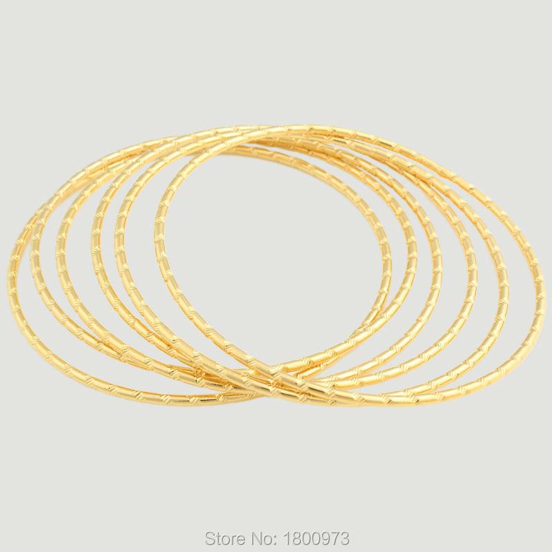 Wholesale Gold Color Ethiopian Punk bangle bracelet bangle African