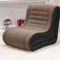 NECK REST and BACK SUPPORT Lazy sofa inflatable sofa bed ...