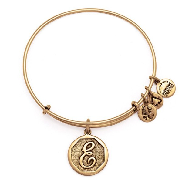 Alex And Ani Letters Expandable