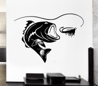 Aliexpress.com : Buy Fishing Sticker Fish Decal ...