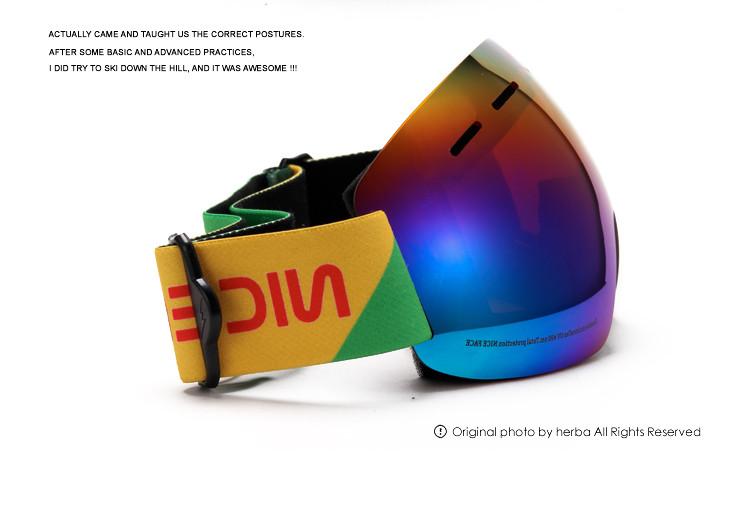 64c5249d8a1b1c 2017 Marsnow Enfant Adulte Ski Lunettes Femmes Lunettes UV Protection  Respirant Neige Lunettes Anti-Brouillard Grand Ski Masque Pour homme  M182USD ...