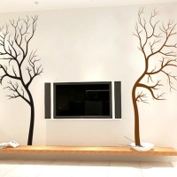Large Branch Tree Wall Sticker Removable Decal Home Decor ...