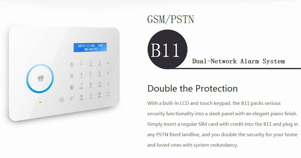 Security Alarm System Cg G5