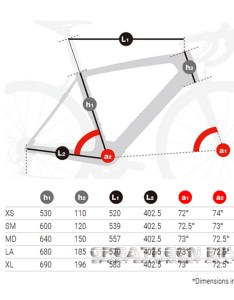 Size chart also wholesale bh  carbon road frame bicicleta china racing bike cheap rh dhgate