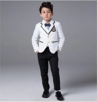 Boys Wedding Clothes Child Tuxedo Boy Wedding Suit BM 0147 ...
