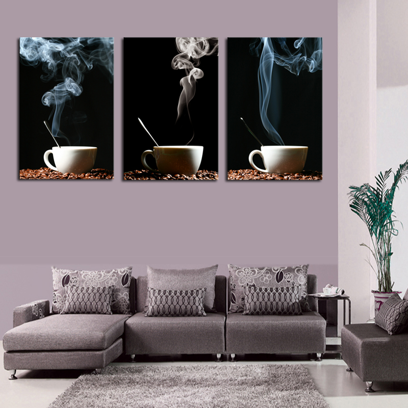 Online kopen Wholesale grote canvas wall art uit China