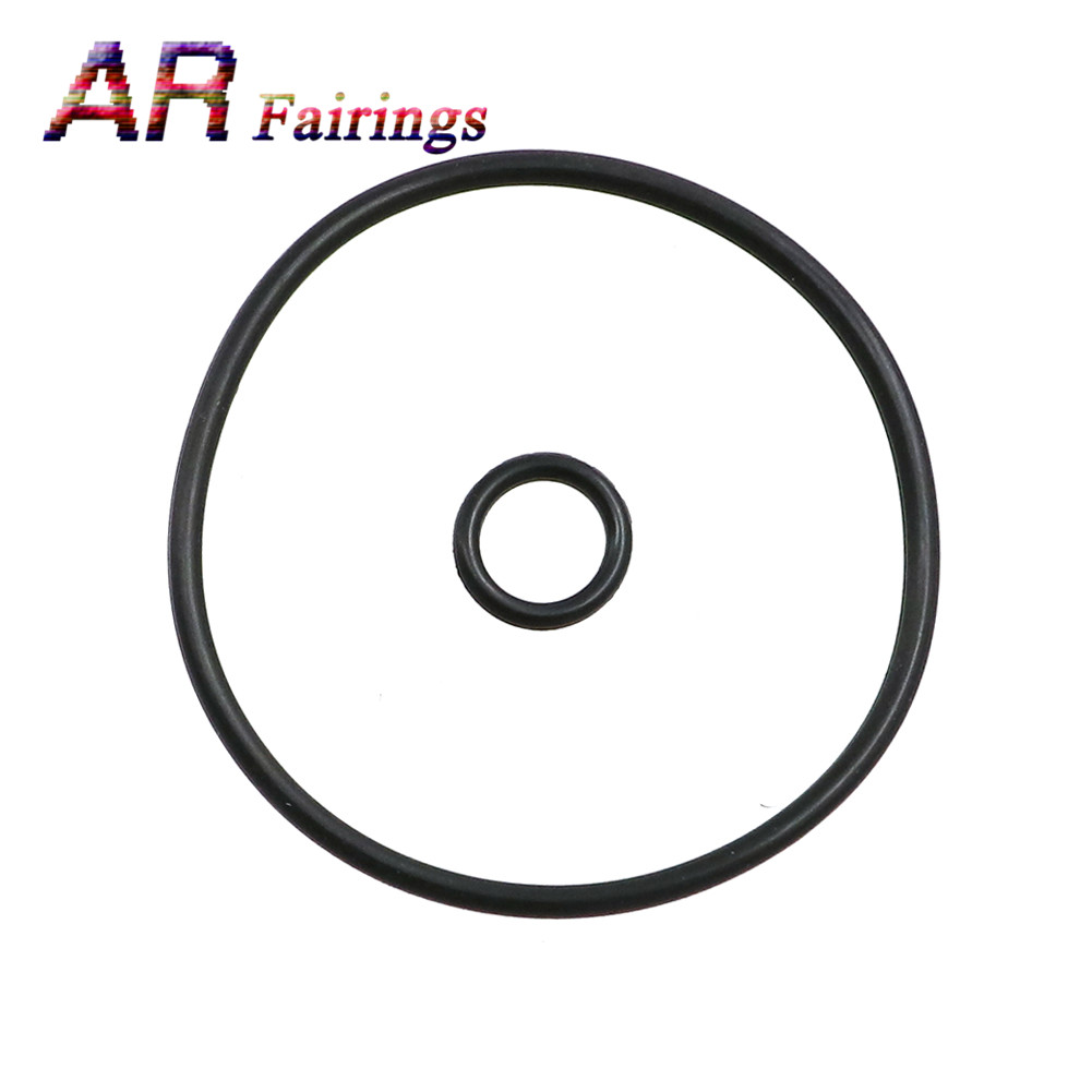 ATV Parts Oil Filter Cover Sealing Small Large O Ring For