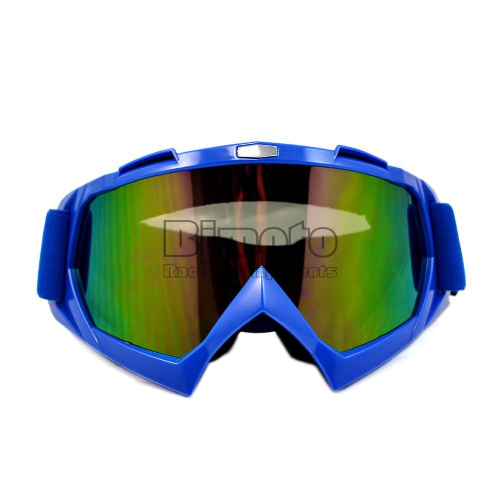 8a93709cd1c35 BJMOTO Racing Capacete Da Motocicleta Óculos de proteção Óculos de  Snowboard Goggle Gafas Óculos À Prova de Vento Off Road Capacetes de Moto  de Motocross ...
