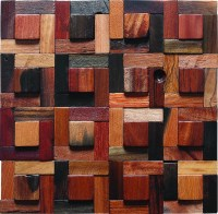 Popular Wood Wall Tile-Buy Cheap Wood Wall Tile lots from ...