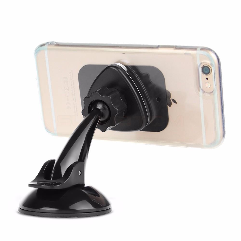 אוניברסלי רכב מגנטי לוח מחוונים ניידים הר רכב Stand מחזיק טלפון דביק ערכת רכב מגנט עבור iPhone סמסונג Smartphone