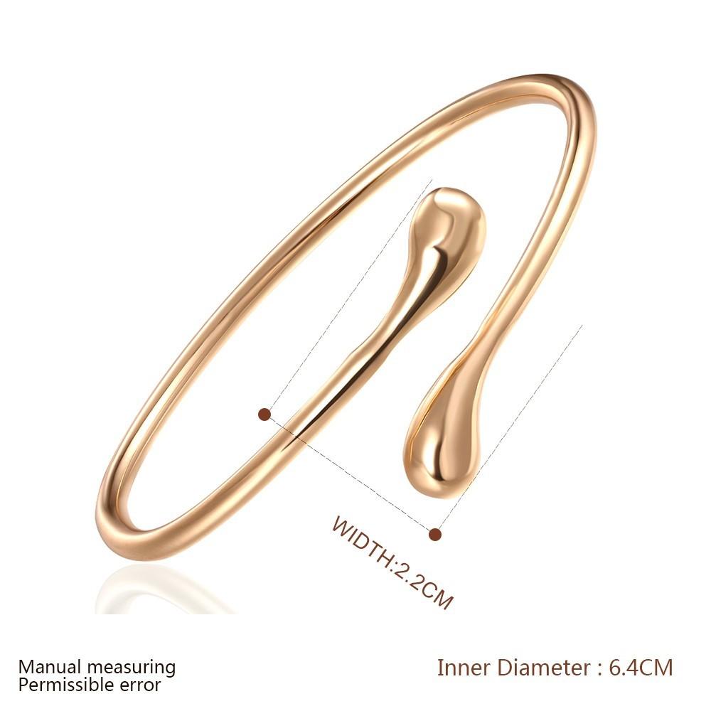 5751b61951d ٩( ‿ )۶GNIMEGIL Simplicidade da Cor do Ouro Novo Designer da Marca ...