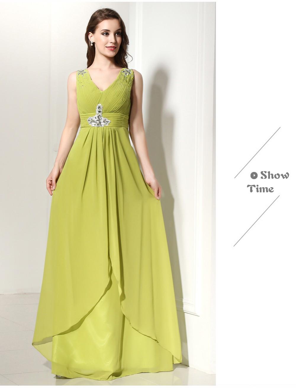 ᐅprom Dress 2018 Sodigne Design Plus Size Evening Dress Chiffon