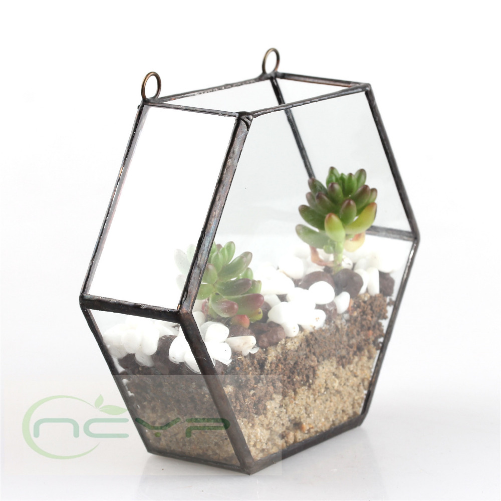 Small Hanging Planters