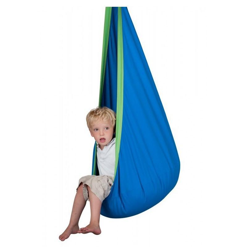 Niño hamaca cocoon Baby Pod Swing niño colgando silla asiento ...