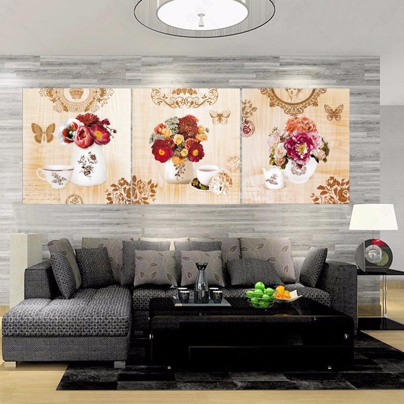 ღ Ƹ̵̡Ӝ̵̨̄Ʒ ღPintura de la lona pinturas combinación pared imágenes ...