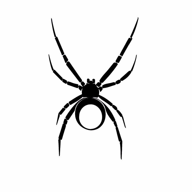 っPhilippine Black Widow Stickers ᗐ Car Car Vinyl Decals
