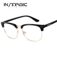 New Brand Women Glasses Vintage Designer EYE Glasses Retro ...