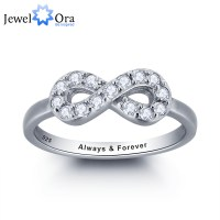 Aliexpress.com : Buy Personalized Infinite Love Promise ...