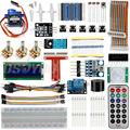 Raspberry Pi 3 Starter Kit Ultimate Leaning Suite HC SR501 Motion Sensor 1602 LCD SG90 Servo