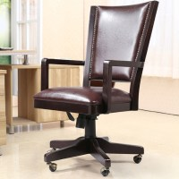Luxury Leather Computer Chair Luxury Boss Office Chair ...