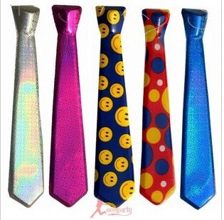 Masked ball activity supplies cosplay jazz wacky tie funny