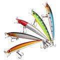 5pcs lot Fishing Lures Crankbaits Hooks Minnow Hard Baits 9cm Fishing Hooks Carp Fishing Tackle Box