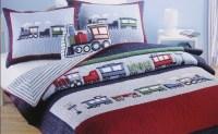 Wholesale Train Bedding Sets Twin Applique Quilt For Boys ...