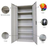 Office Furniture Filing Storage Vintage Metal Cabinet ...