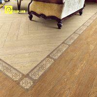 kerala wood ceramic floor tile designs 600x150, View ...