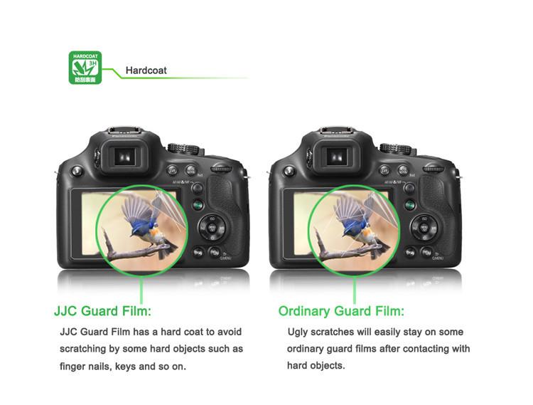 Intachable Movie jjc lcp-k3 anti-tache anti-reflétant anti-scratch haute transmission