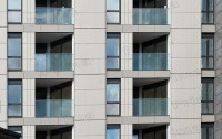 Balcony balustrade aluminium profile for glass railing ...