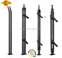 Aluminium Stainless Steel Staircase Railing Design