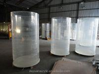Acrylic Tubes | Acrylic Display|Acrylic Cake Stand|Acrylic ...