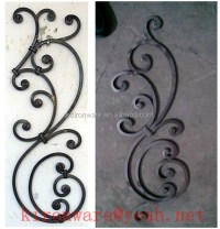 Ornamental Wrought Iron Gate Parts - Buy Wrought Iron Gate ...
