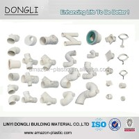 Pvc Sanitary Pipes Fittings Plumbing Fittings Plastic