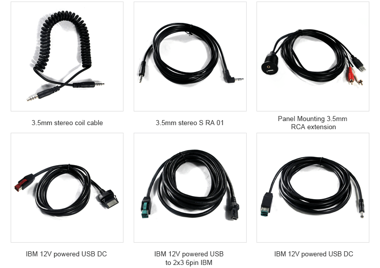 Usb2.0 Extension Cable Black Usb Aux Extension Cable On