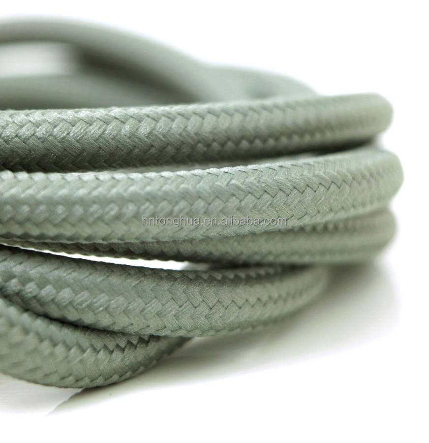 Cloth Cord Pendant Light