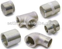 150/300 Psi Stainless Steel Screwed Pipe Fittings - Buy ...