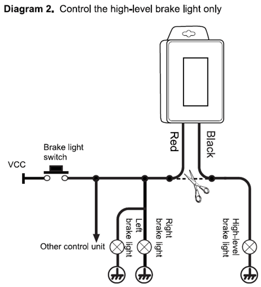 wiring diagram of an led bulb