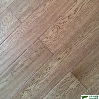 Rustic White Oak Engineered Wood Flooring (handscraped